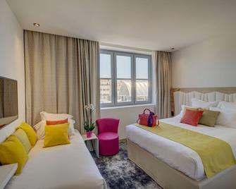 Best Western Plus Hotel Comedie Saint-Roch - Montpellier - Slaapkamer