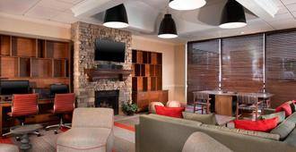 Four Points by Sheraton Kansas City Airport - קנזס סיטי - טרקלין