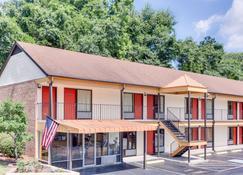 Days Inn by Wyndham Downtown Aiken - Aiken - Building