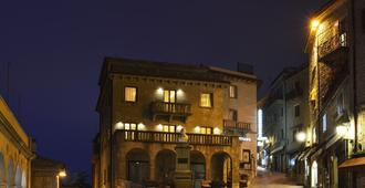 Hotel Titano - São Marino - Edifício
