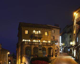 Hotel Titano - San Marino - Building