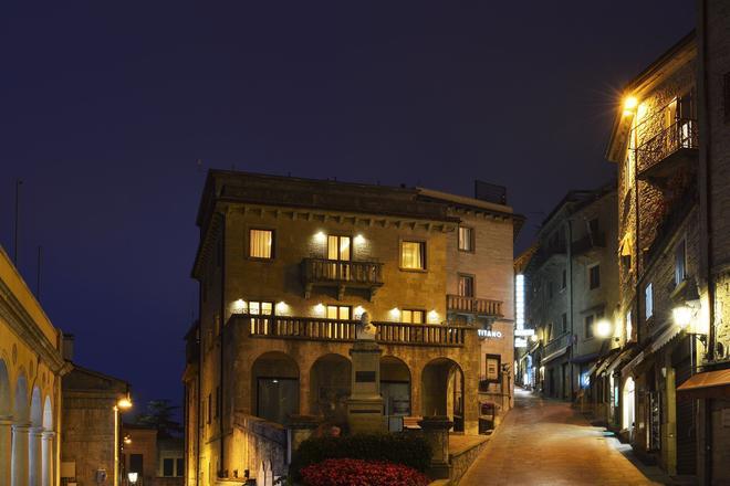 Hotel Titano - San Marino - Rakennus