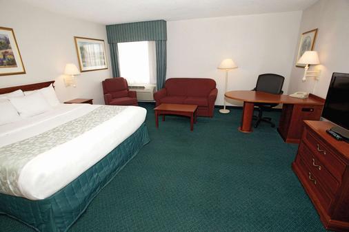 La Quinta Inn & Suites by Wyndham Chicago Gurnee - Gurnee - Bedroom