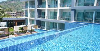 Sugar Palm Grand Hillside Hotel (SHA Plus+) - קארון - בריכה