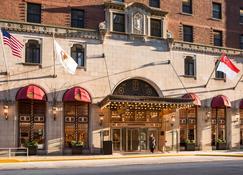 Millennium Knickerbocker Chicago - Чикаго - Здание