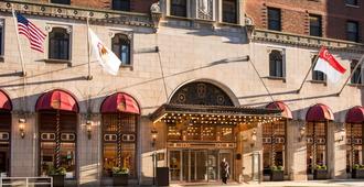 Millennium Knickerbocker Chicago - Chicago - Bygning