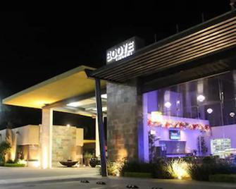 Booye Hotel - Navojoa - Building