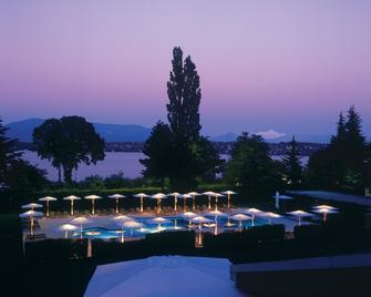 La Reserve Geneve Hotel And Spa - Bellevue - Building