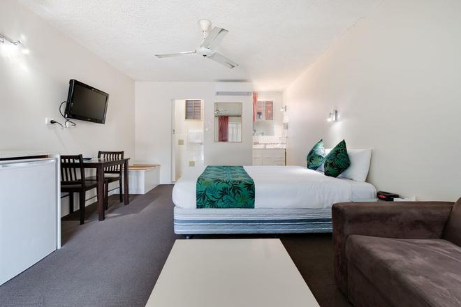 Coffs Harbour Pacific Palms Motel - Coffs Harbour - Makuuhuone