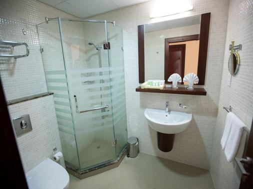 Xclusive Maples Hotel Apartment - Dubai - Baño