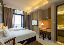 米拉卡松酒店 - 馬六甲 - 馬六甲 - 臥室