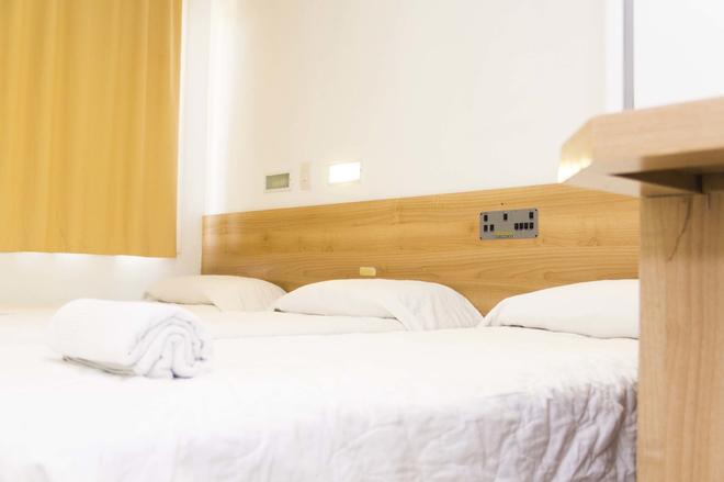 Hotel Minuano Home - Porto Alegre - Κρεβατοκάμαρα