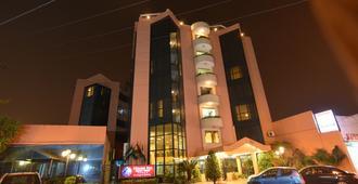 House Inn Apart Hotel - Santa Cruz de la Sierra - Edificio