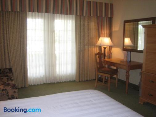 Monumental Hotel Orlando - Ορλάντο - Κρεβατοκάμαρα