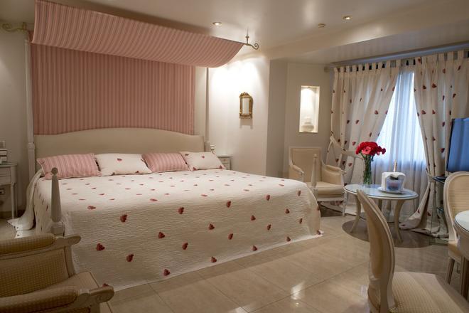 卡納特之家美食酒店 - 萊塞斯卡爾德-恩戈爾達 - 臥室
