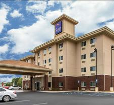 Sleep Inn and Suites Huntsville near US Space and Rocket Center