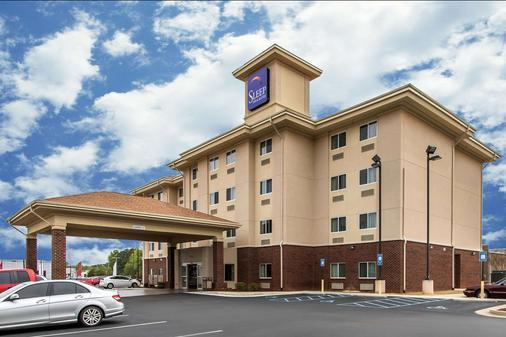 Sleep Inn and Suites Huntsville near US Space and Rocket Center - Huntsville - Rakennus