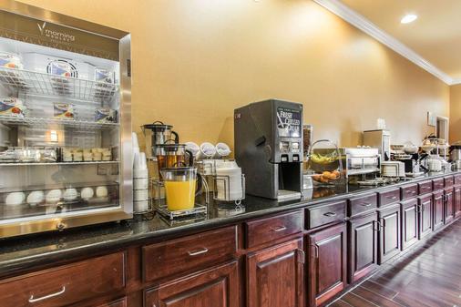 Sleep Inn and Suites Huntsville near US Space and Rocket Center - Huntsville - Buffet