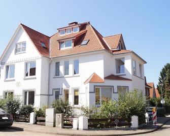 Pension Meyer - Buxtehude - Edificio