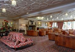 Best Western Premier Doncaster Mount Pleasant Hotel - Doncaster - Σαλόνι