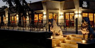 貝斯特韋斯特高級唐卡斯特芒普萊森特酒店 - 唐卡斯特 - 唐克斯特
