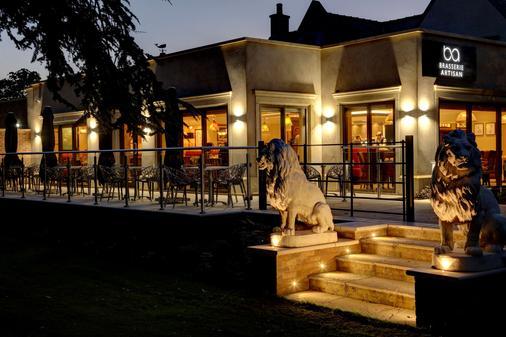 Best Western Premier Doncaster Mount Pleasant Hotel - Doncaster - Κτίριο