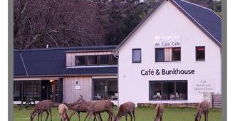 An Cala Cafe and Bunkhouse - Lairg - Building
