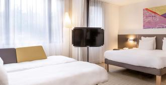 Novotel Suites Paris Roissy-Cdg - Roissy-en-France - Bedroom