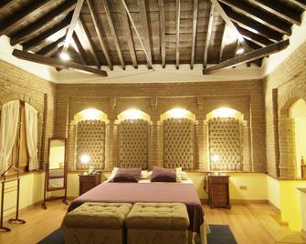 Hotel Palacio de Oñate Spa - Guadix - Schlafzimmer