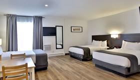 Hotel Newstar - Montreal - Bedroom