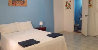 Grand Hostel Cancun - Cancún - Bedroom