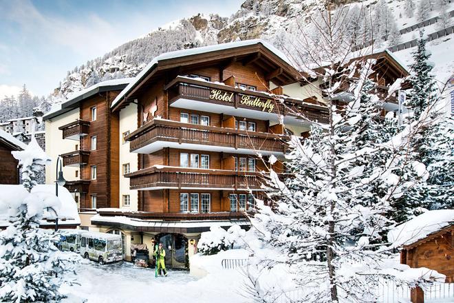 Hotel Butterfly, BW Signature Collection - Zermatt - Building
