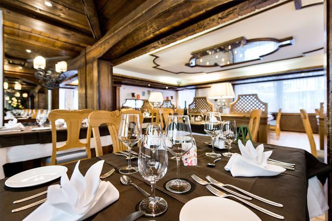 Hotel Butterfly, BW Signature Collection - Zermatt - Restaurant