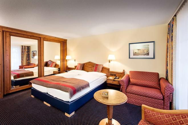 Hotel Butterfly, BW Signature Collection - Zermatt - Bedroom