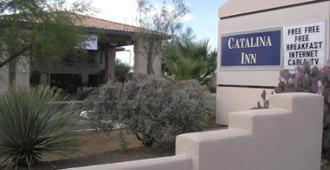 Catalina Inn - Tucson - Outdoors view