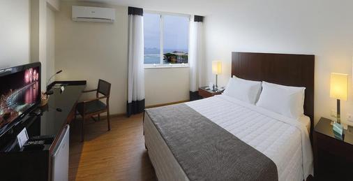 Orla Copacabana Hotel - Рио-де-Жанейро - Спальня