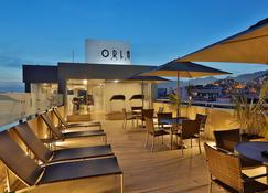 Orla Copacabana Hotel - Rio de Janeiro - Patio