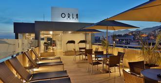Orla Copacabana Hotel - Rio de Janeiro - Veranda