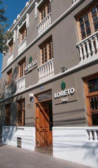 Hotel Loreto - Σαντιάγο - Κτίριο