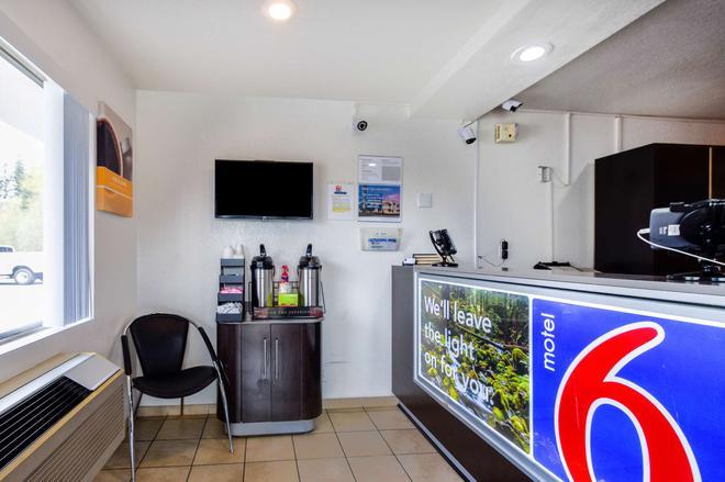 Motel 6 Kelso - Mt St Helens - Kelso - Front desk