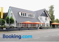 Hotel Trix - Arnhem - Gebouw