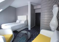 Magic Hotel Korskirken - Bergen - Bedroom