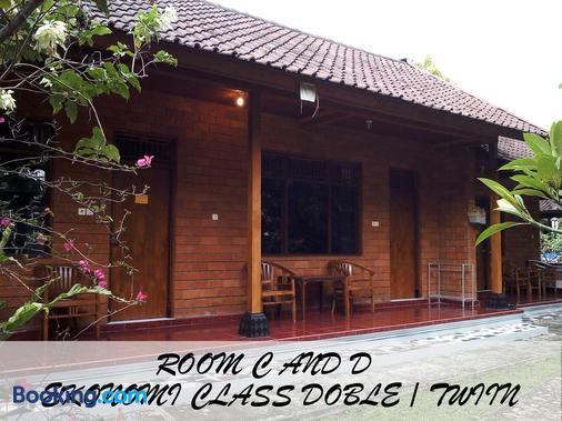 Madra Homestay - Ubud - Building