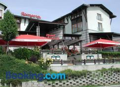 Rosengarten Hotel & Restaurant - Sopron - Building