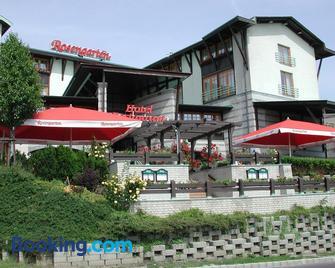 Rosengarten Hotel & Restaurant - Sopron - Gebouw