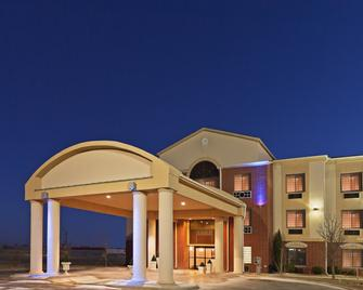 Holiday Inn Express & Suites Plainview - Plainview - Gebäude
