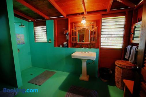Tingalaya's Retreat - Negril - Bathroom