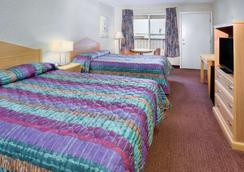 Knights Inn Pasco Wa/King City - Pasco - Bedroom