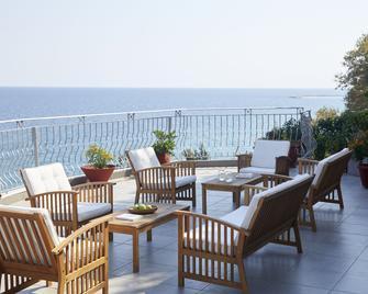 Hotel Alkyonis - Платамонас - Balcony