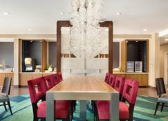 SpringHill Suites by Marriott Tuscaloosa - Tuscaloosa - Dining room